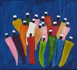 Peinture et burn-out - Chantal Lallemand Peintre